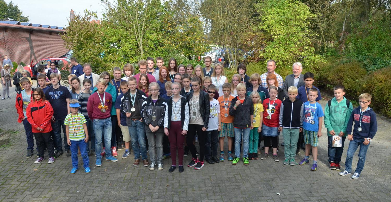 Tag der Jugend im Ostfriesischen Schützenbund