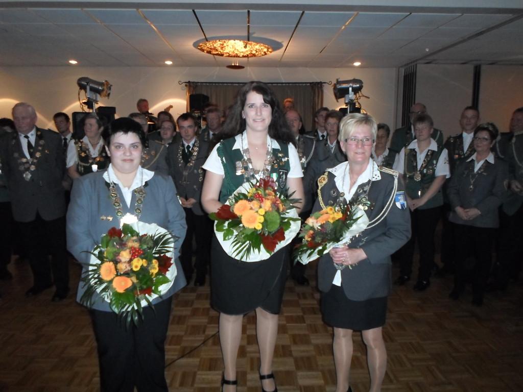 Bezirkskönigshaus Damen