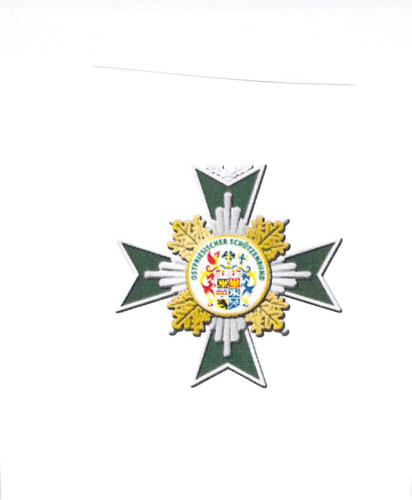 Ehrenkreuz in Gold1
